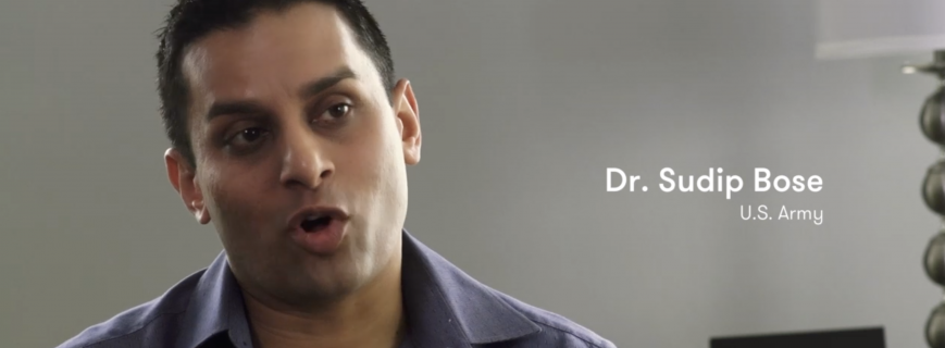 Dr Sudip - What makes a veteran an excellent employee?