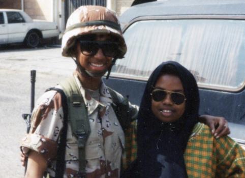 Veteran Nicole