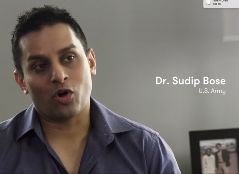 Dr Sudip - What makes a veteran an excellent employee?